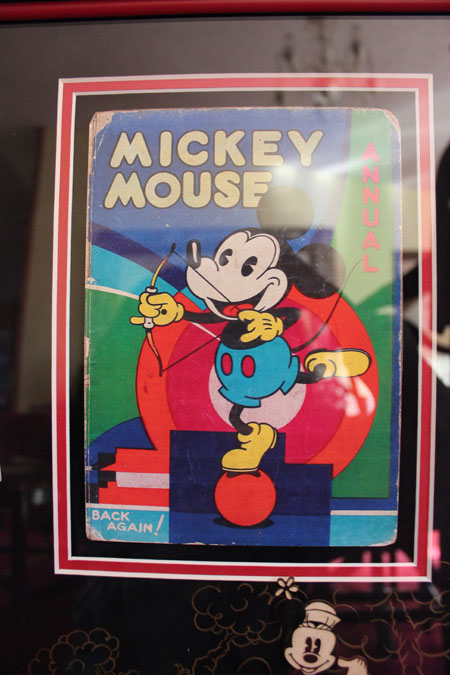 1932 walt disney u0026 39 s mickey mouse annual with racial epithets