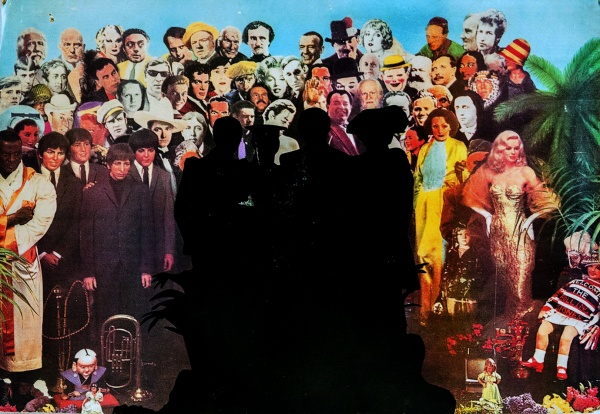 Unique Sgt Pepper Poster